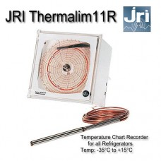 JRI Thermalim 11R | 4 inch Chart Recorder : Fridges
