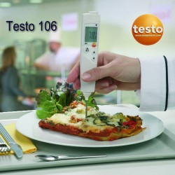 Why the Testo 106 is the ideal food thermometer!